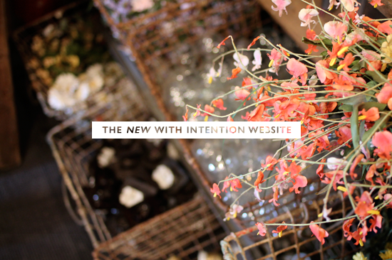 TheNewWithIntentionWebsite