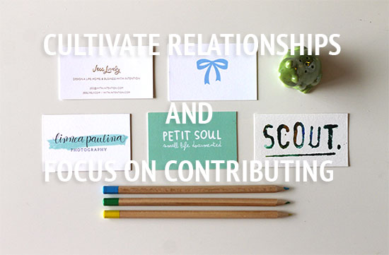 cultivaterelationships