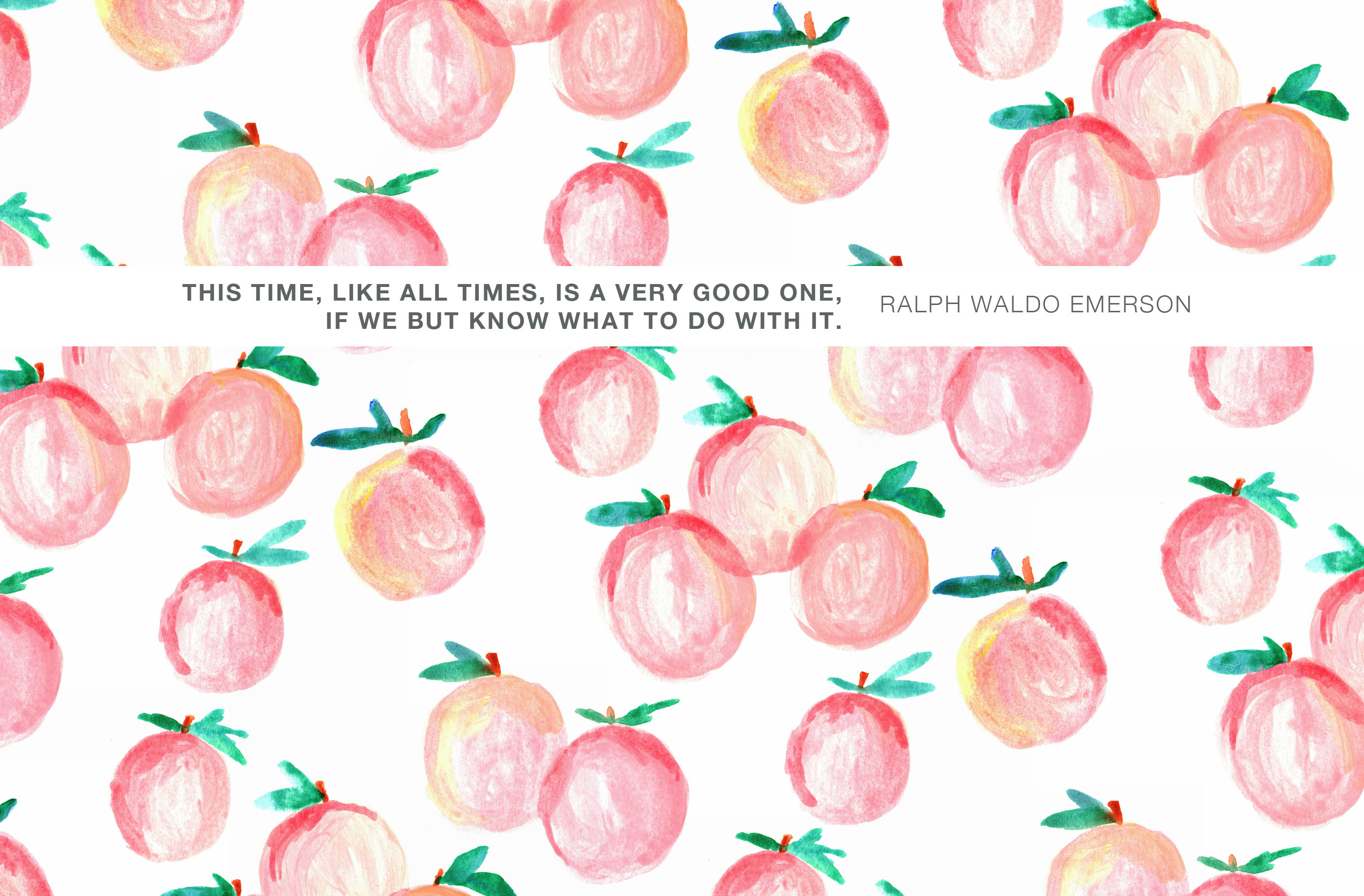 free july wallpaper and a new blog design jess lively