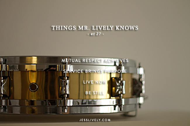 ThingsMrLivelyKnows