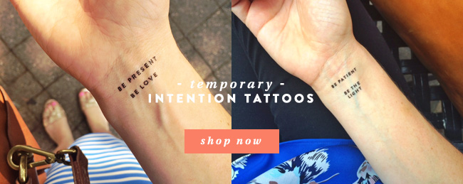 TemporaryIntentionTattoos