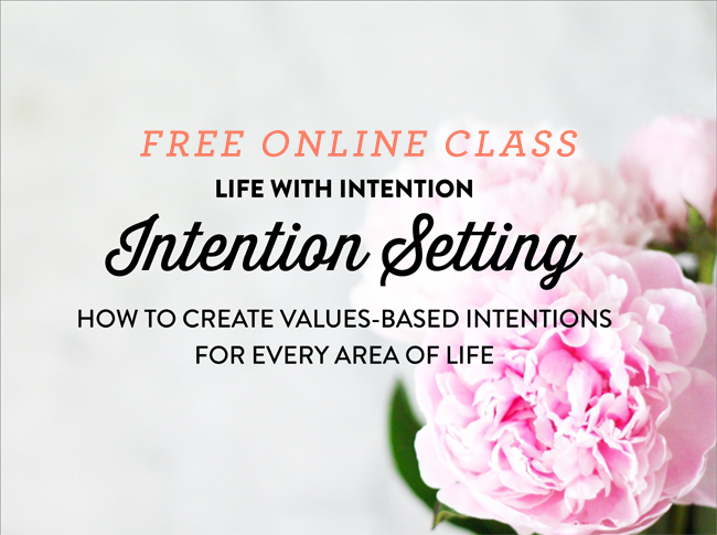 FreeOnlineIntentionSettingClass