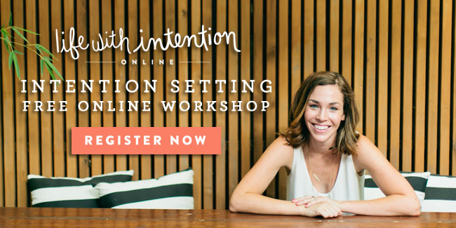 IntentionSettingWorkshop