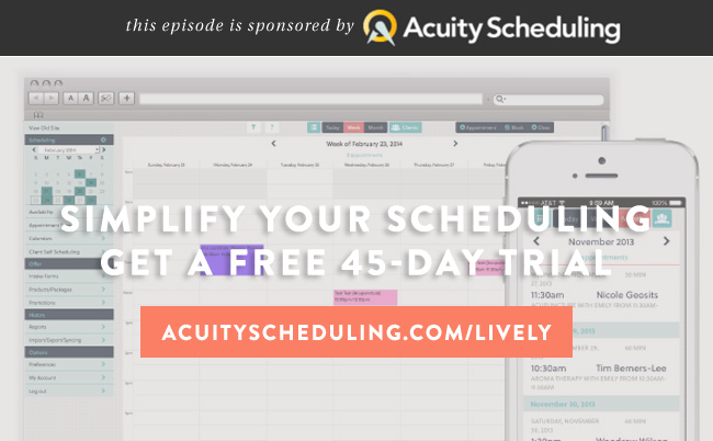 AcuitySchedulingLively