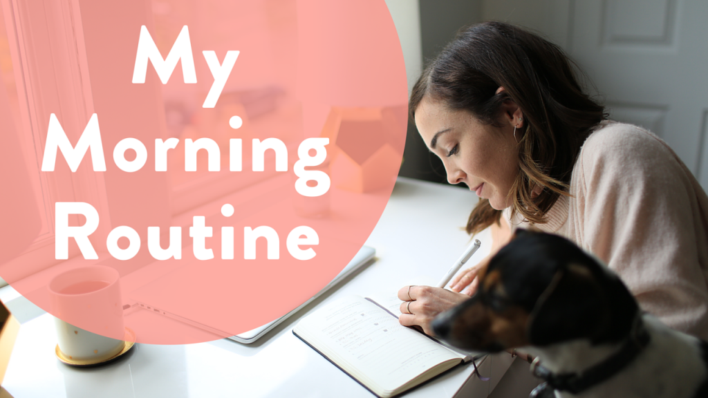 TLS Vlog #8: My Morning Routine @ jesslively.com/morningroutine