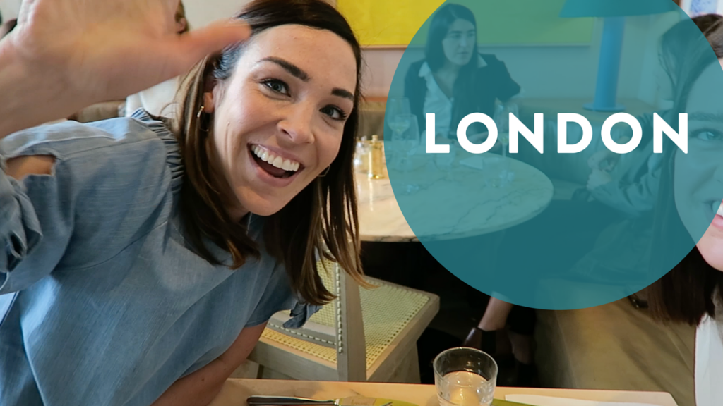 TLS Vlog #12: London @ jesslively.com/londonvlog