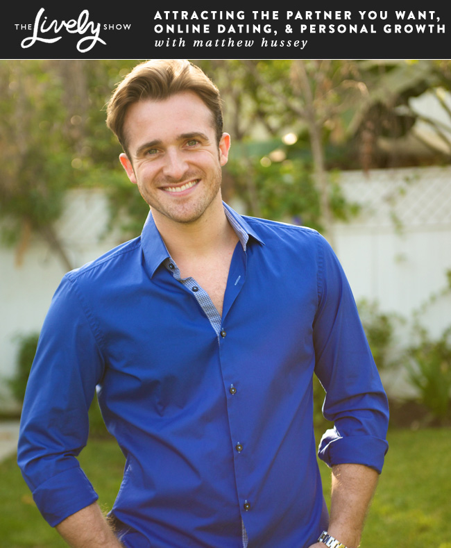 Matthew hussey dating profile tips