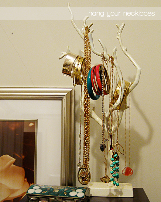 How to store jewelry at home jess lively - Ideas for storing jewellery ...