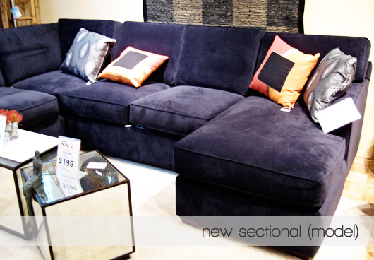 newsectional