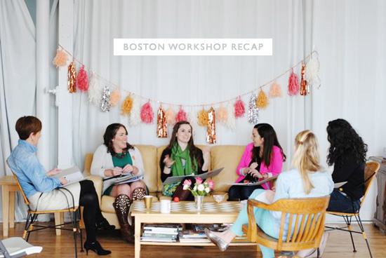 BostonWorkshopRecap