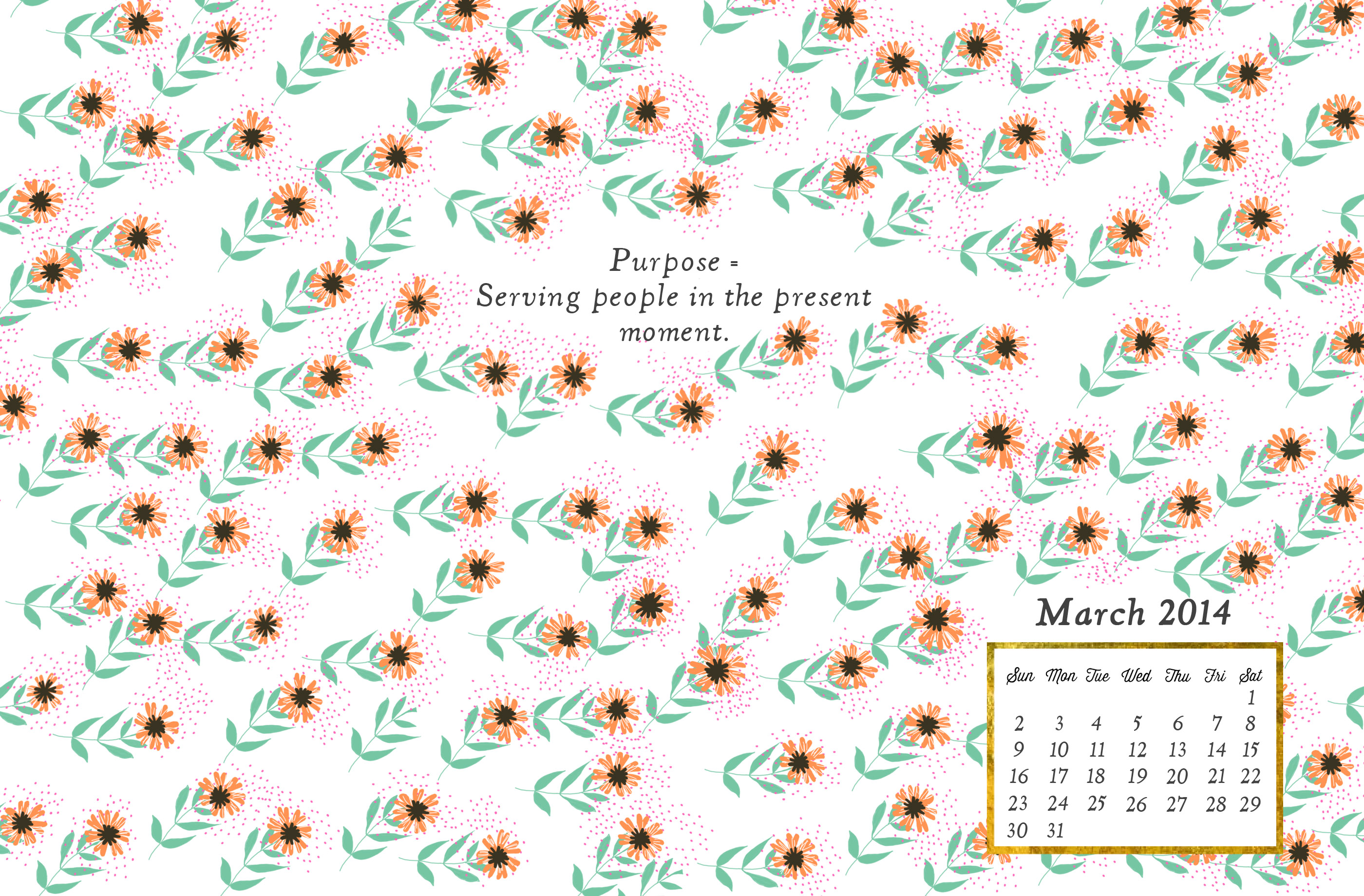 march free wallpaper  Jess Lively